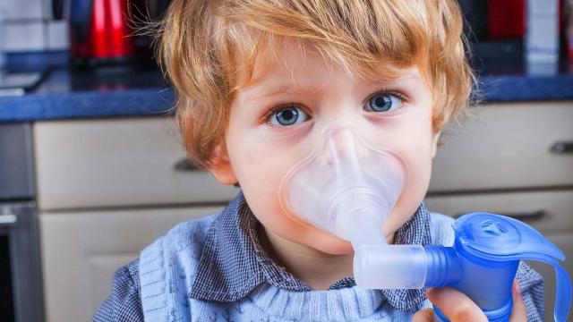 ингаляции нибулайзером для детей