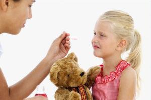 ребенок не хочет лекарство