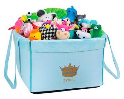 коробка с игрушками