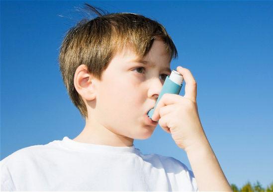 Бронхиальная астма у детей: причины симптомы лечение