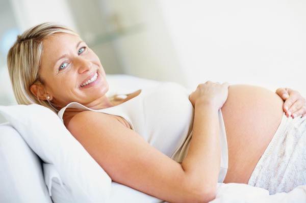 беременная в возрасте