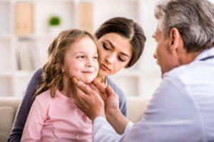 Лечение фурункулов у детей