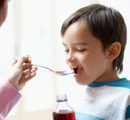 лечение кашля у ребенка