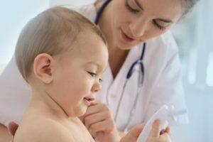 Доктор и ребенок