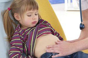 Жировая болезнь печени у ребенка