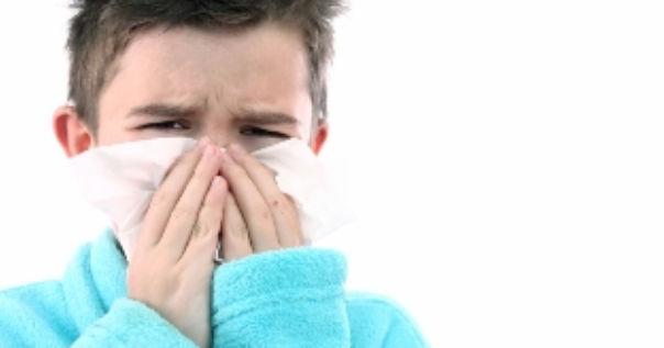у ребенка кашель и сопли