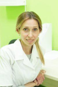 Врач Шушлебина Ольга Александровна